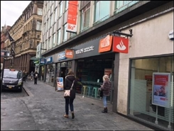 785 SF High Street Shop for Rent  |  New Barratt House, Liverpool, L2 6SG