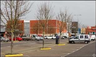 6,500 SF Retail Park Unit for Rent  |  Units 1-7, Chichester Gate Leisure Park, Chichester, PO19 8EL