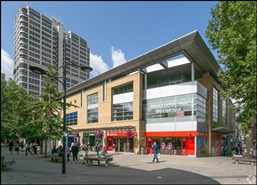 2,748 SF Shopping Centre Unit for Rent  |  Unit 3, The Lock, Swindon, SN1 1LD