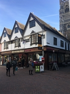1,069 SF High Street Shop for Rent  |  30 Tavern Street, Ipswich, IP1 3AP