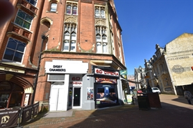 2,063 SF High Street Shop for Rent  |  8 Post Office Road, Bournemouth, BH1 1BA