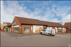 382 SF Out of Town Shop for Rent  |  Unit 6 Walton Shops, Walton Shops, Chesterfield, S40 3DD