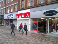 1,003 SF High Street Shop for Rent  |  76a Taff Street, Pontypridd, CF37 4SU
