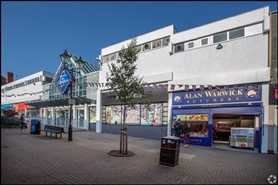 689 SF Shopping Centre Unit for Rent  |  47 - 49 Queensway, Halesowen, B63 4AL