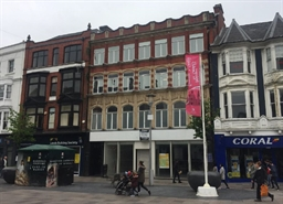 2,896 SF High Street Shop for Rent  |  6-7 St John Street, Cardiff, CF10 1GJ