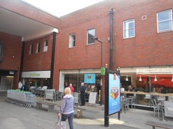 14,990 SF Shopping Centre Unit for Rent  |  Unit 15, St. Benedicts Court, Huntingdon, PE29 3PN