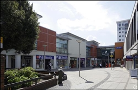 3,835 SF High Street Shop for Rent  |  Baytree Centre, Brentwood, CM14 4AN