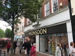 2,152 SF High Street Shop for Sale  |  6/6A Market Place,, Rugby, CV21 3DY
