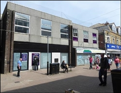 2,669 SF High Street Shop for Rent  |  13 Bank Street, Newquay, TR7 1DH