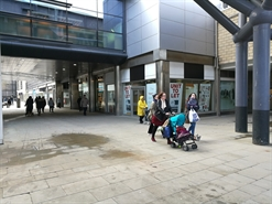 2,036 SF Shopping Centre Unit for Rent  |  Unit 20-22 Canal Walk, Swindon, SN1 1LD