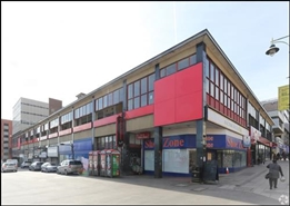 3,884 SF High Street Shop for Rent  |  38 Haymarket, Sheffield, S1 2AX