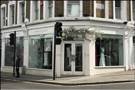 713 SF High Street Shop for Rent  |  175 - 177 Fulham Road, London, SW3 6JW