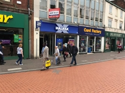 1,201 SF High Street Shop for Rent  |  40 Park Street, Walsall, WS1 1NG