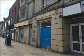 4,542 SF High Street Shop for Rent  |  30 - 35 Westgate, Peterborough, PE1 1PZ