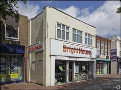1,873 SF High Street Shop for Rent  |  95 Church Street, Bilston, WV14 0BJ