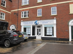 726 SF High Street Shop for Rent  |  9 Challacombe Square, Dorchester, DT1 3SX
