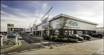 5,317 SF Retail Park Unit for Rent  |  Units 2a - 3, Bolton, BL2 1HQ