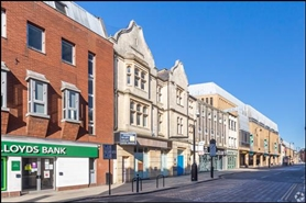 3,943 SF High Street Shop for Rent  |  35 Westgate, Peterborough, PE1 1PZ