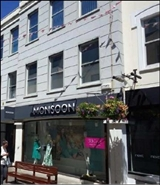 1,044 SF High Street Shop for Rent  |  Unit 4, Queensway House, Jersey, JE2 4WD
