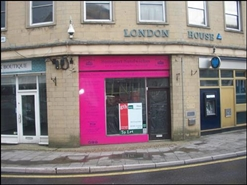 190 SF High Street Shop for Rent  |  London House, Crewkerne, TA18 7JL