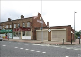 2,306 SF High Street Shop for Rent  |  Simpsons Funeral Services, Salford, M5 4RX
