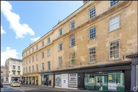 1,070 SF High Street Shop for Rent  |  6 New Bond Street, Bath, BA1 1BE