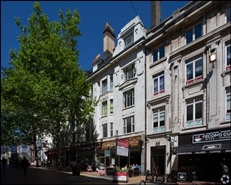 3,262 SF High Street Shop for Rent  |  New Street Chambers, Birmingham, B2 4DU