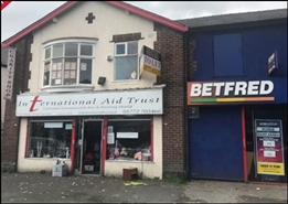 1,900 SF High Street Shop for Rent  |  45 Blackpool Road, Preston, PR2 6BU