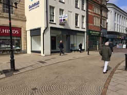 2,693 SF Shopping Centre Unit for Rent  |  Unit 17, Guildhall Shopping Centre, Stafford, ST16 2BB