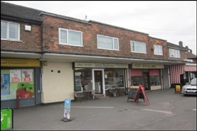 731 SF High Street Shop for Rent  |  429 Beechdale Road, Nottingham, NG8 3LF