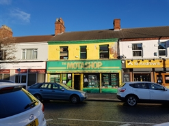 1,113 SF Out of Town Shop for Sale  |  35 Grimsby Road, Cleethorpes, DN32 7AQ