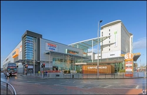 2,580 SF Shopping Centre Unit for Rent  |  Unit 22, St Stephens Shopping Centre, Hull, HU2 8LN