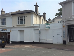 Out of Town Shop for Rent  |  29-31 Ilsham Road, Torquay, TQ1 2JG