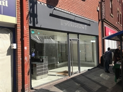 776 SF High Street Shop for Rent  |  87 Bradford Street, Walsall, WS1 1NU