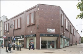 10,958 SF High Street Shop for Rent  |  72 - 80 King Street, South Shields, NE33 1HZ