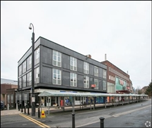 1,980 SF Retail Park Unit for Rent  |  Unit 3, Lymelight Boulevard, Newcastle Under Lyme, ST5 1PT