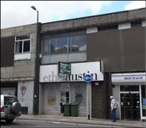 2,331 SF High Street Shop for Rent  |  24 Market Street, Stoke On Trent, ST3 1BG