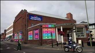 11,500 SF High Street Shop for Sale  |  Old Regal Cinema Retail Complex, Oswestry, SY11 2NN