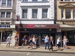 85 SF High Street Shop for Rent  |  10/12 High Street, Oxford, OX1 4DB
