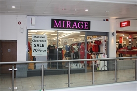 586 SF Shopping Centre Unit for Rent  |  Unit 30 Queens Arcade (No 23) Queen Street, Cardiff, CF10 2BY