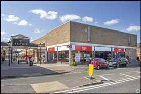 1,700 SF Shopping Centre Unit for Rent  |  Belvoir Shopping Centre, Coalville, LE67 3XB