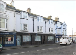 2,103 SF High Street Shop for Rent  |  Natwest Bank, Seaford, BN25 1NN