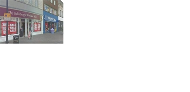 1,711 SF High Street Shop for Rent  |  29 Gaolgate Street, Stafford, ST16 2NT