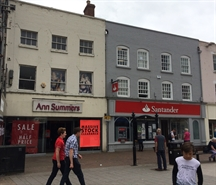 1,239 SF High Street Shop for Rent  |  19 High Town, Hereford, HR1 2AB