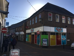 6,958 SF High Street Shop for Rent  |  13-15 New Rents, Ashford, TN23 1LE