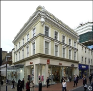 3,380 SF High Street Shop for Rent  |  27 - 28 Commercial Street, Leeds, LS1 6EX