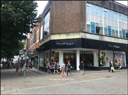 2,565 SF High Street Shop for Rent  |  279 Oxford Street, Swansea, SA1 5HF