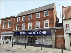 5,795 SF High Street Shop for Rent  |  23 - 25 Kirk Gate, Newark On Trent, NG24 1AD