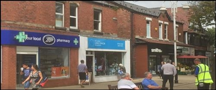 1,046 SF High Street Shop for Rent  |  29 Chapel Lane, Formby, L37 4DL