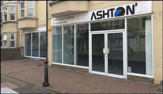 550 SF High Street Shop for Rent  |  45 Teville Road, Worthing, BN11 1UX